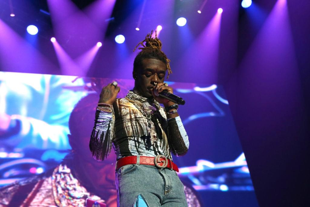Lil Uzi Vert Says His Album Is Finally Done
