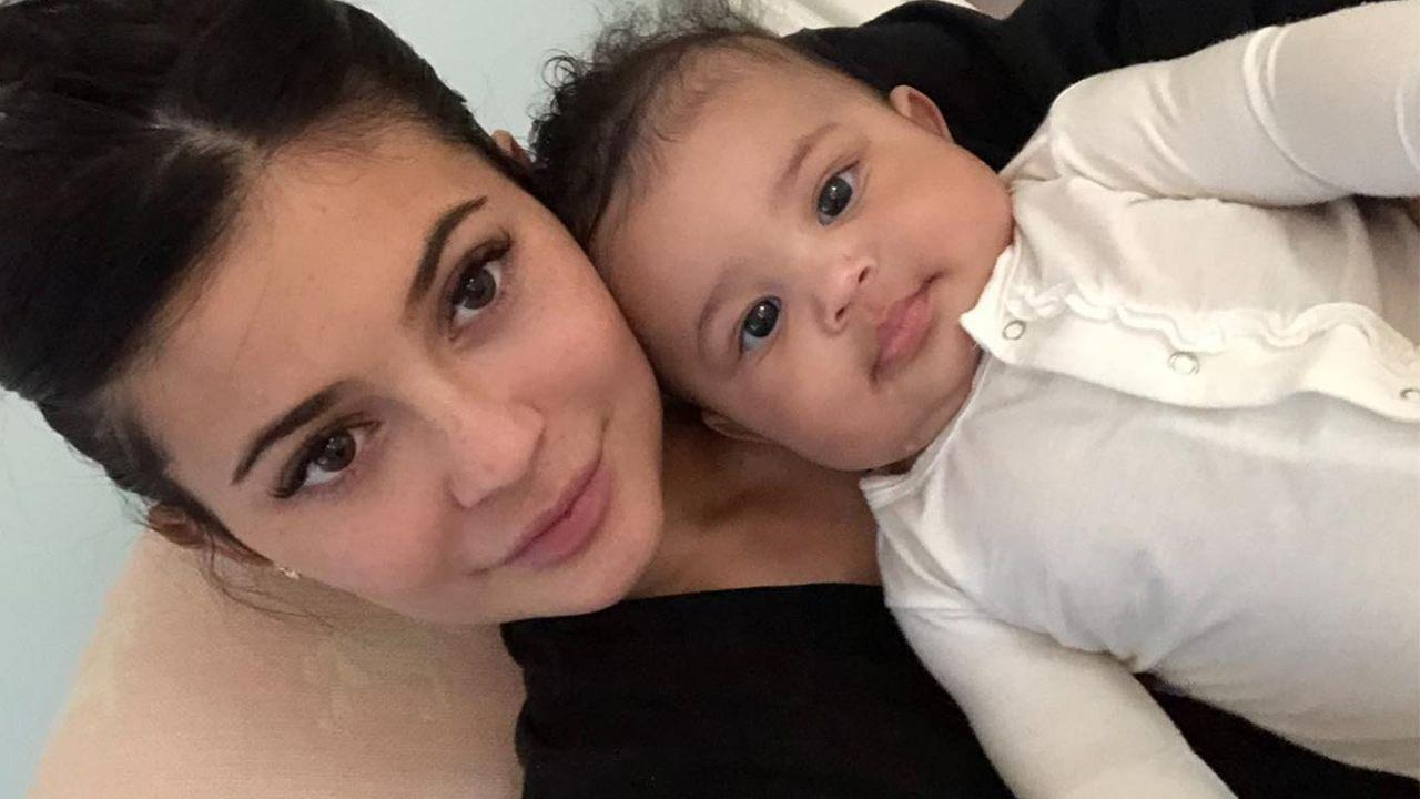 Kylie's Getting Into The Baby Biz!