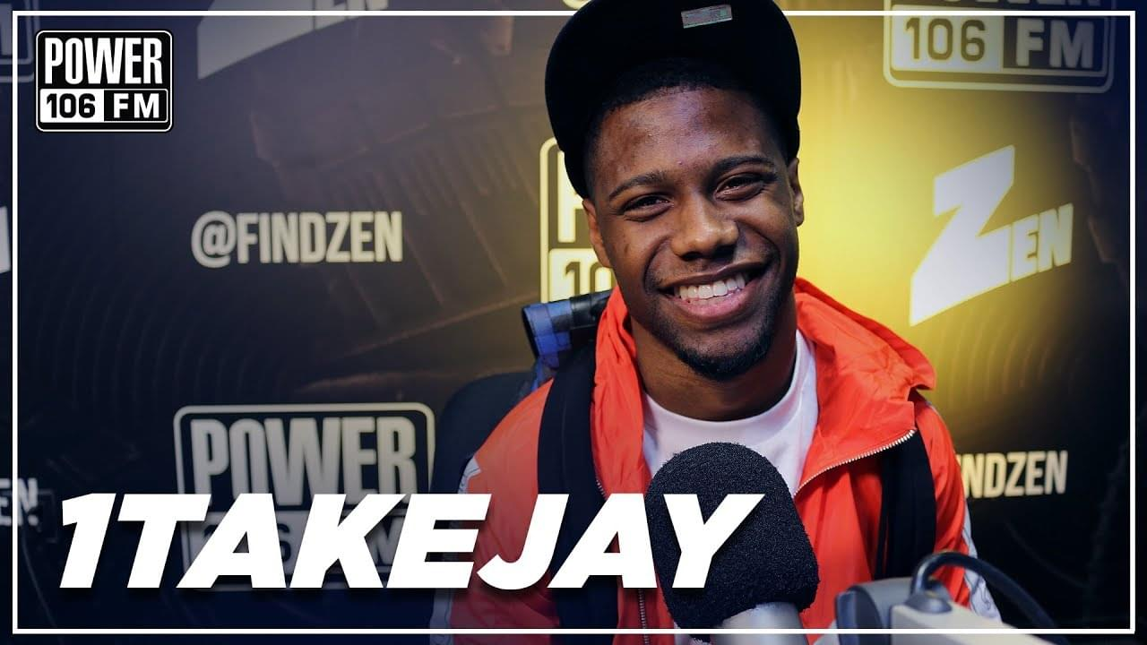 """#TheLiftoff Concert Artist 1TakeJay Talks The Making of """"Hello"""", Paying Homage To Suga Free, And His Worst Job"""