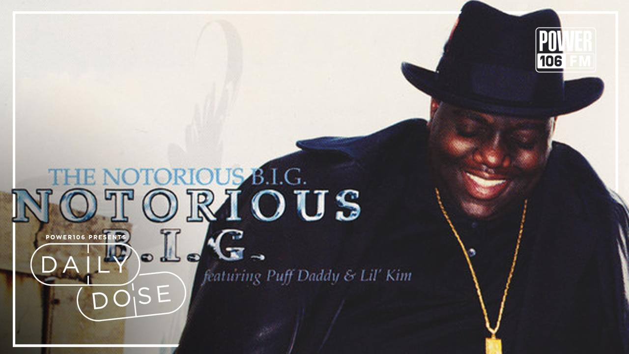 #DailyDose: Our Favorite Notorious B.I.G. Songs