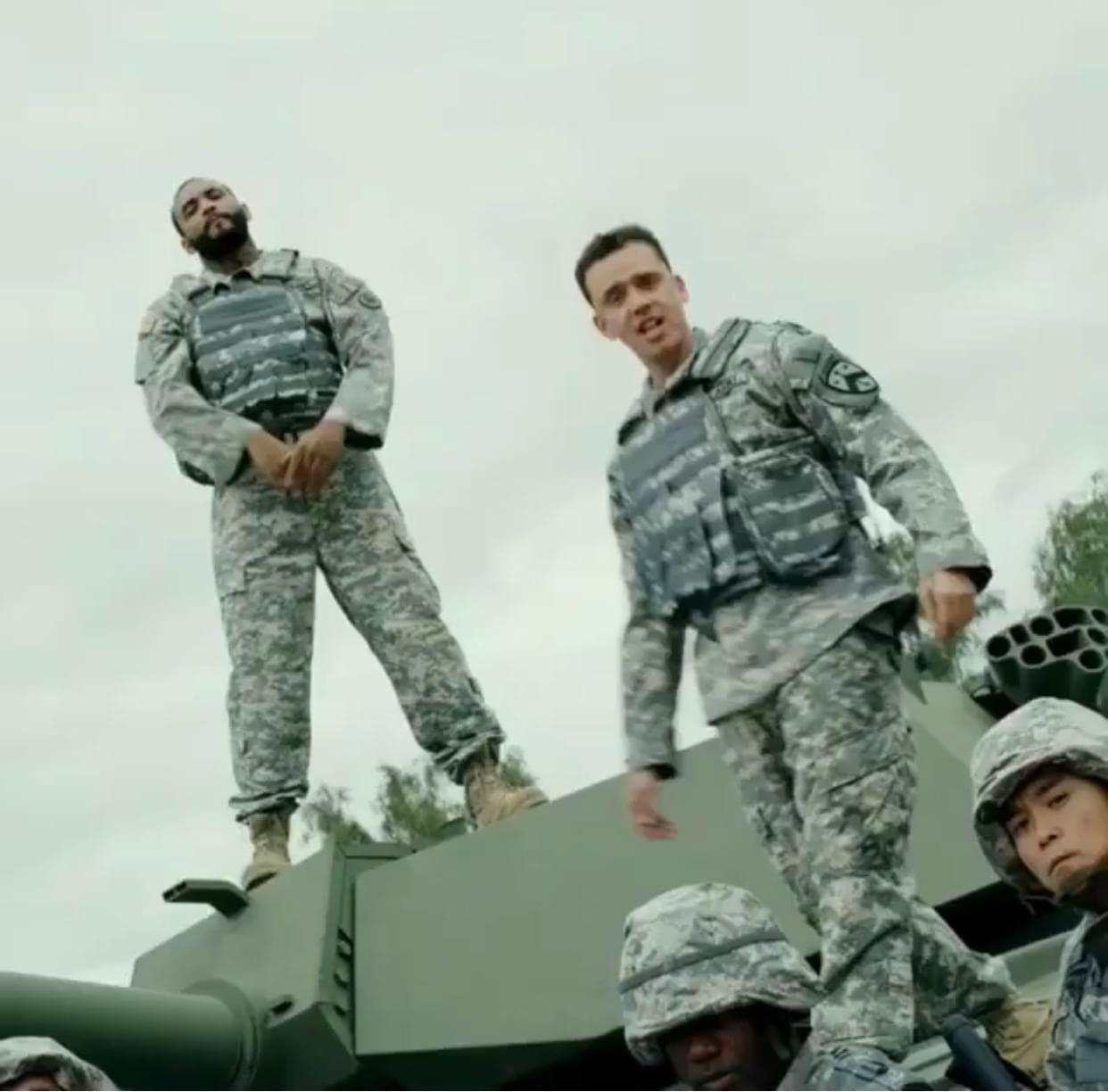 """Logic And Joyner Have Squashed Their Beef And Linked Up For """"ISIS"""" Visuals"""