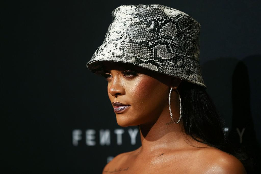 Rihanna Debuted Her First Collection From Her Luxury Fenty Line