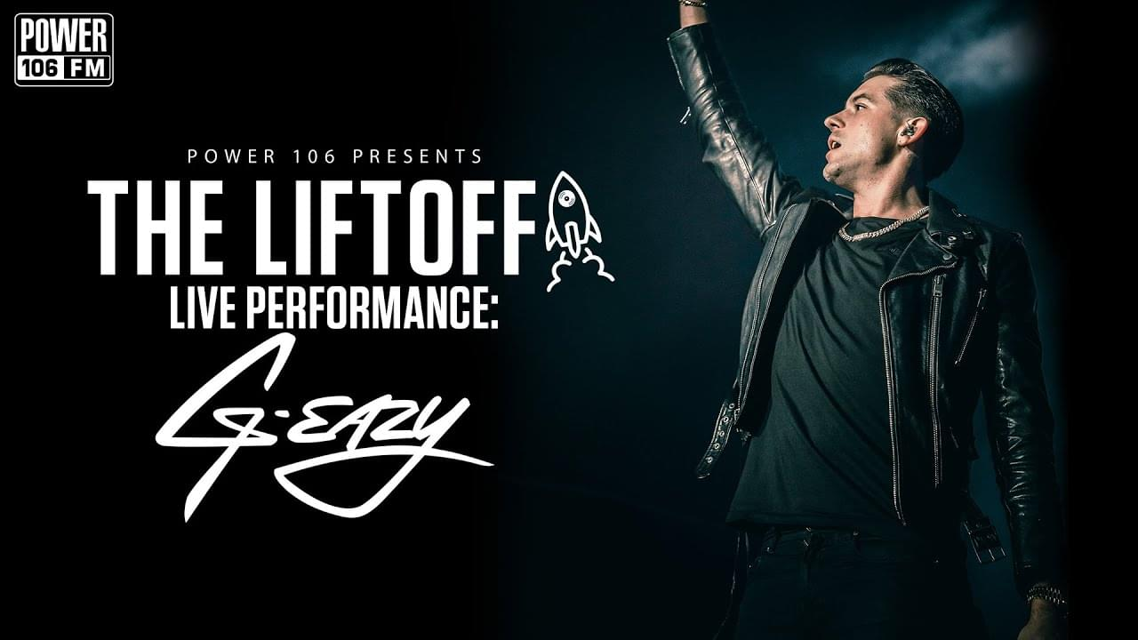"""G-Eazy Performs """"No Limit"""" At The Liftoff 2019"""