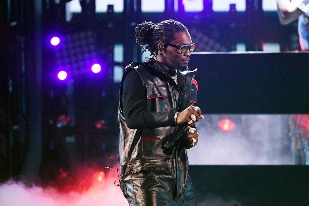 Offset Will NOT Face Charges For Target Phone-Smashing Incident