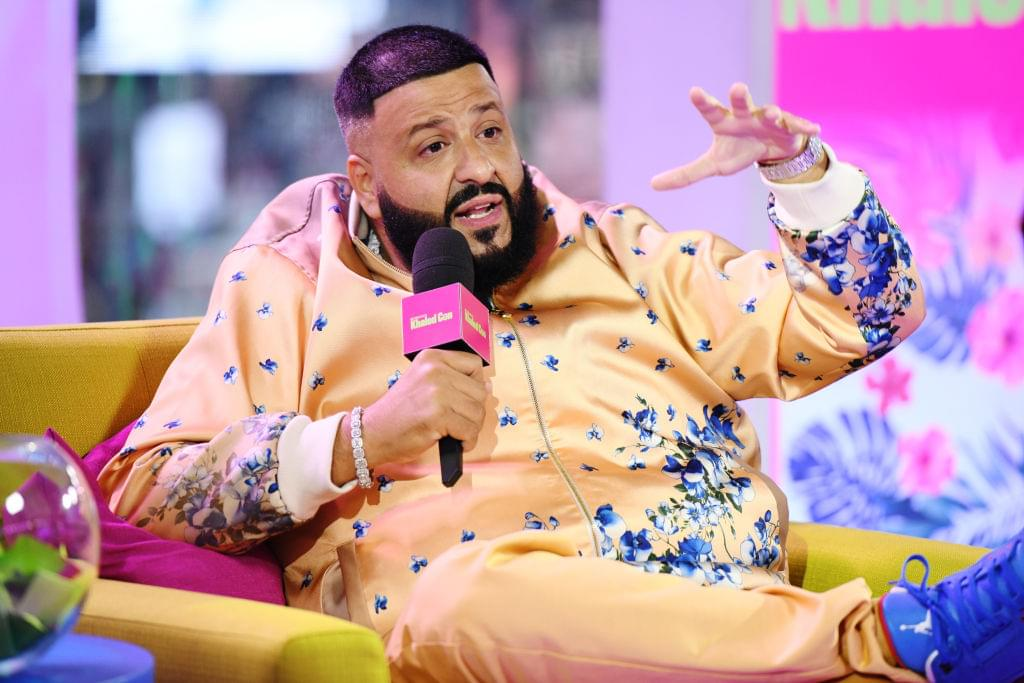 DJ Khaled Is Allegedly Suing Billboard