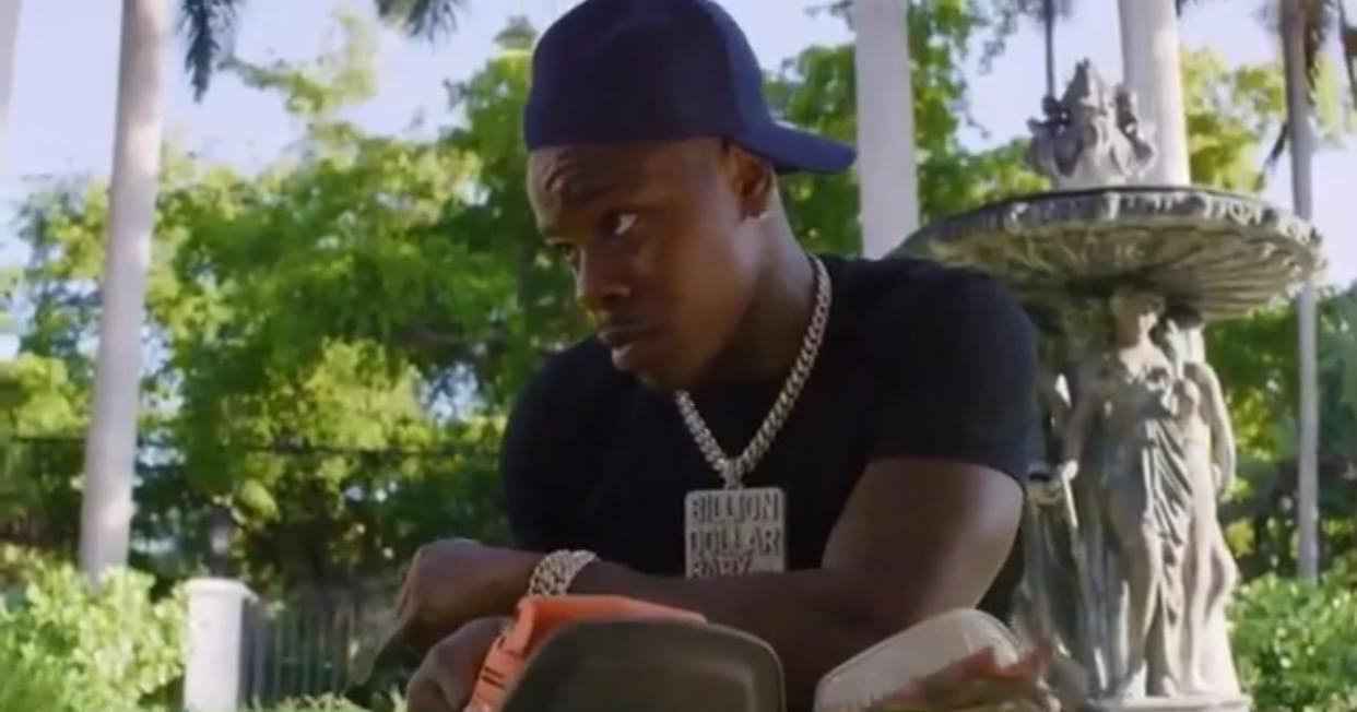 """DaBaby Drops """"Carpet Burn"""" Visual—A Parody Of His Fight In Louis Vuitton"""