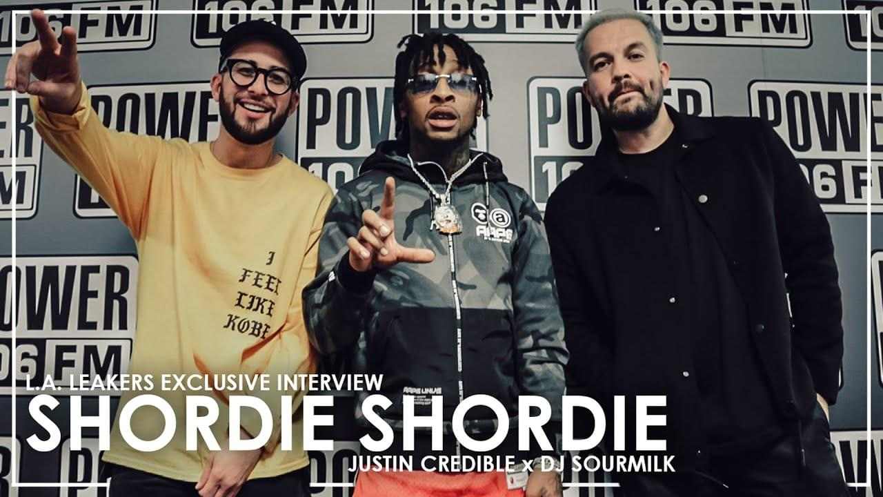 """Shordie Shordie On """"Bitchuary"""" Influence, Having No Writing Process, & What's Next For Him"""