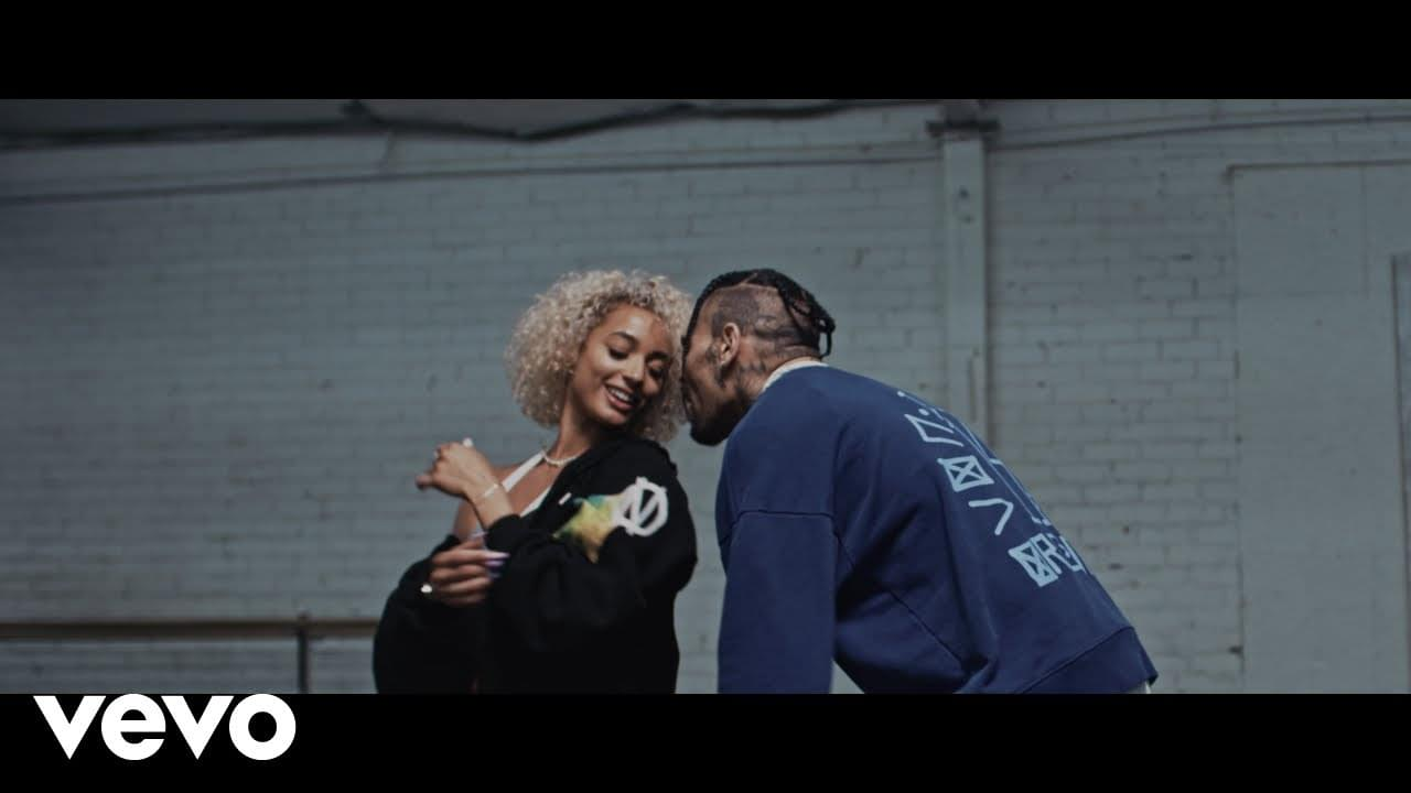 """DaniLeigh & Chris Brown Catch a Vibe In Video For """"Easy Remix"""" [WATCH]"""