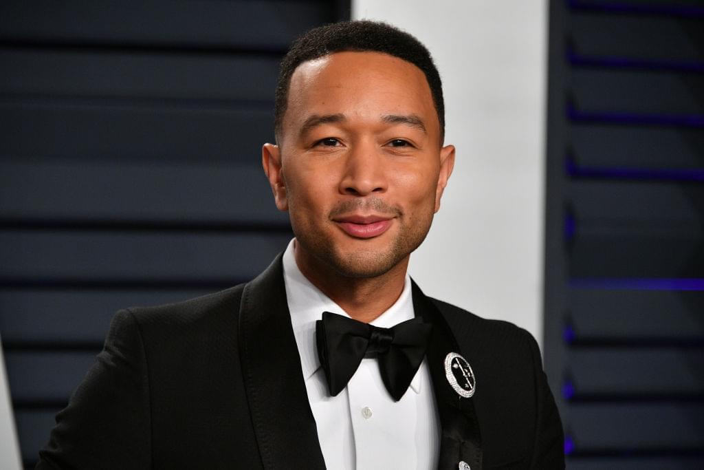 John Legend Wants Diaper Changing Tables in Men's Rooms