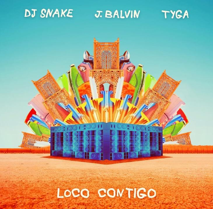 "DJ Snake, J Balvin, & Tyga Release New ""Loco Contigo"" Single w/ Visuals [WATCH]"