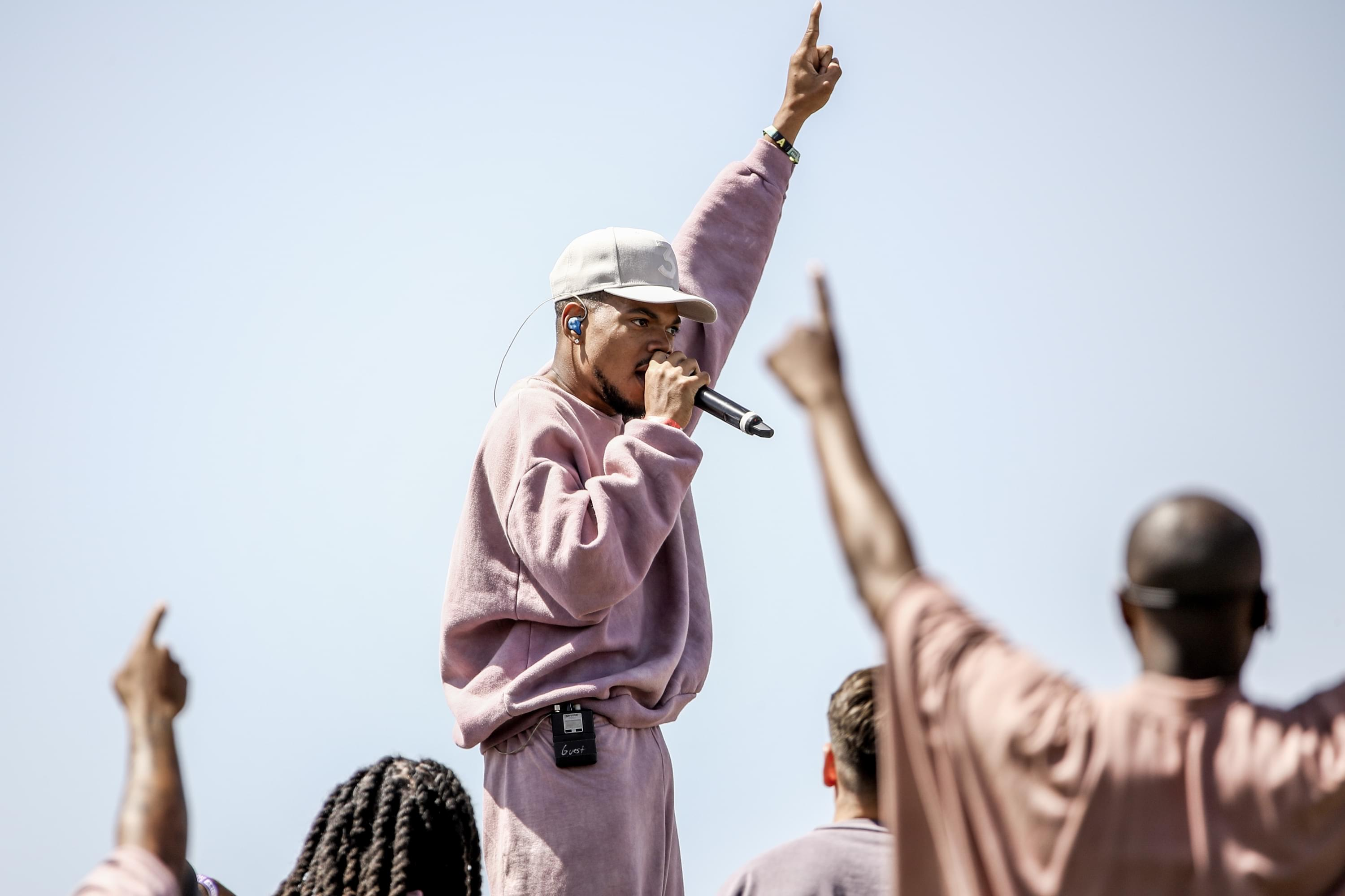 """Chance The Rapper To Executive Produce & Contribute to """"Steven Universe"""" Musical"""