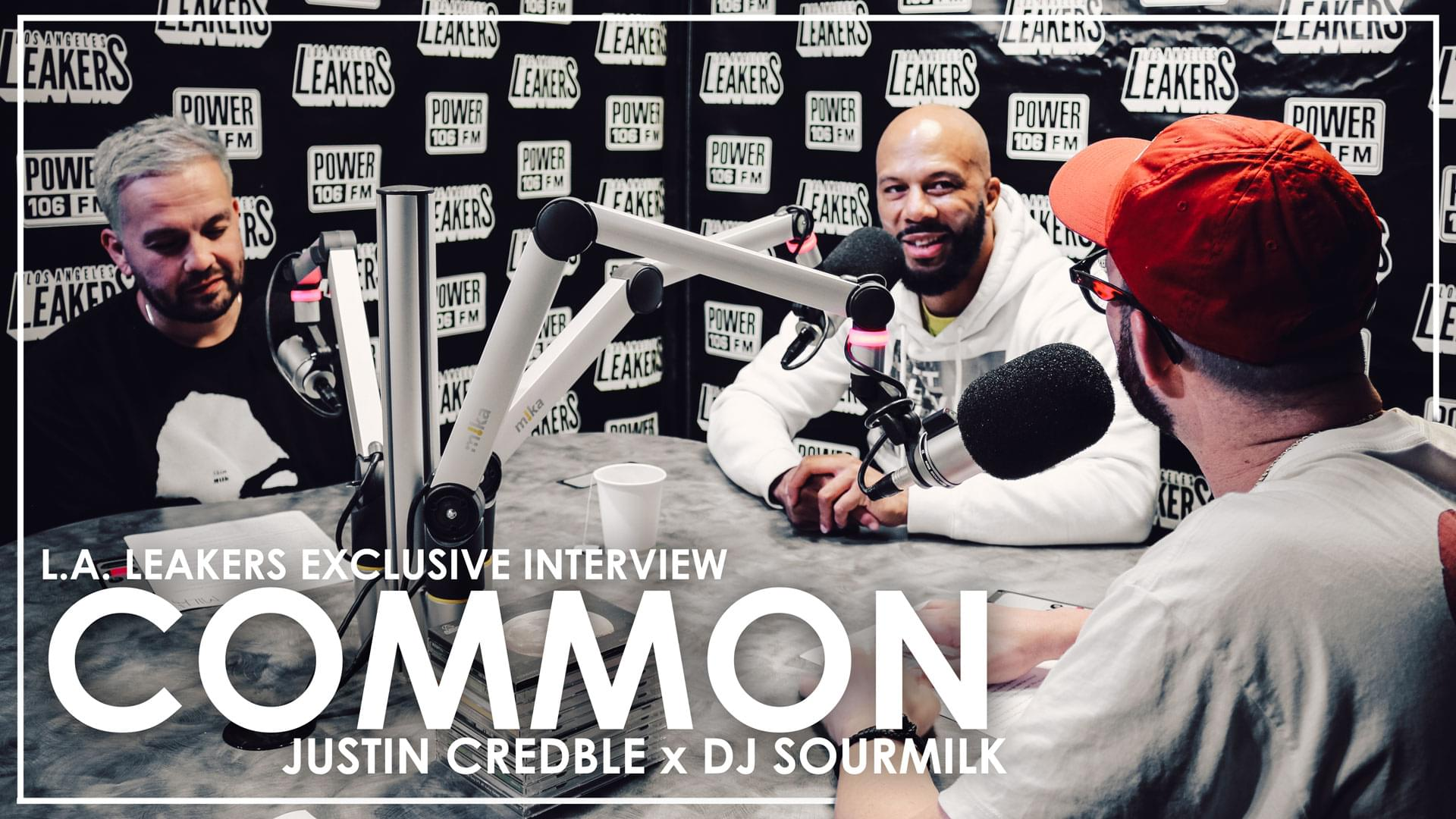 """Common On """"Let Love Have The Last Word"""", Ranking His Albums + Relationship With Kanye"""