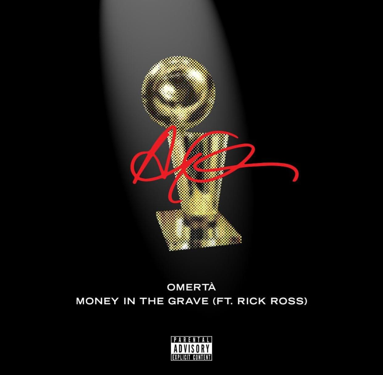 """Drake Unleashes 2 New Tracks """"Omertà"""" and """"Money In The Grave"""" Feat. Rick Ross [STREAM]"""