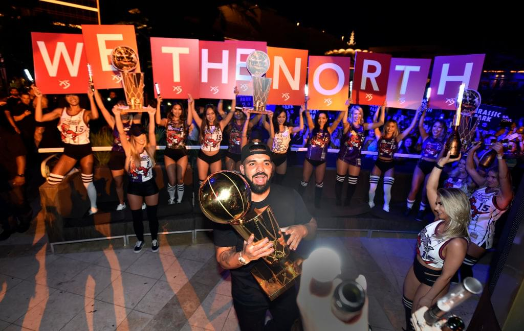 Drake Announces Return Of OVO Fest During Raptors Championship Parade