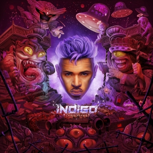 """Chris Brown Drops """"Indigo"""" Tracklist and Is STACKED With Features From Your Favorite Artists"""