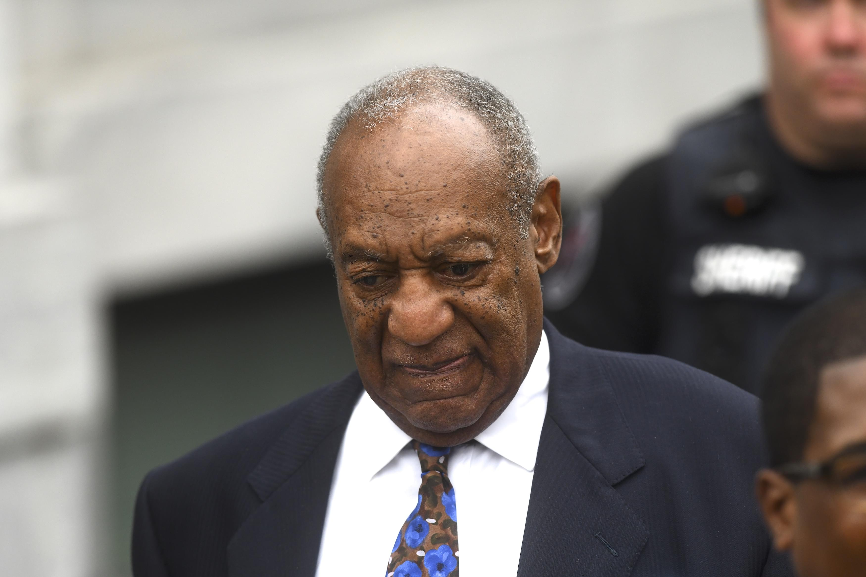 Bill Cosby Is Giving Lectures On Life, Drugs, And Parenting In Prison
