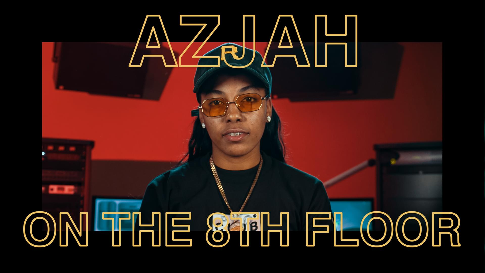 """Azjah Performs """"Time For It"""" LIVE #OnThe8thFloor [WATCH]"""