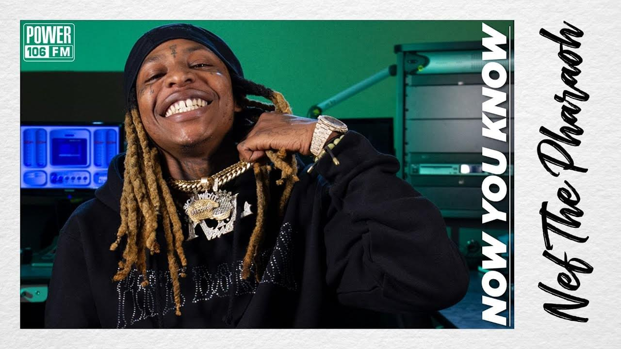 Nef The Pharaoh Breaks Down Bay Area Slang & The Hyphy Movement [WATCH]