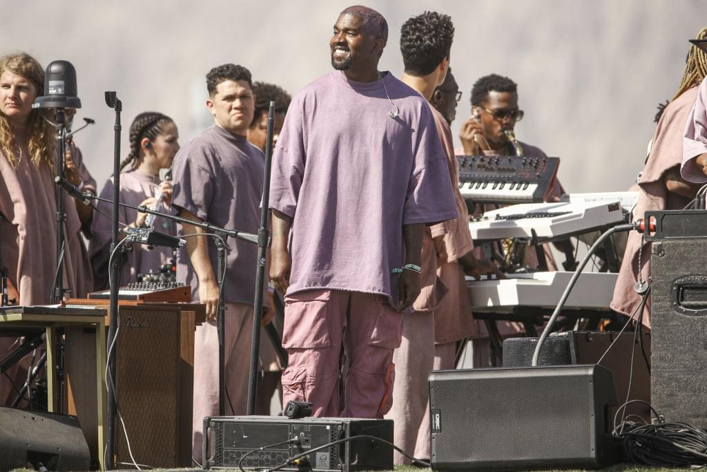 """Kanye West's New Song """"Brothers"""" Feat Charlie Wilson Premieres On 'Tales'"""