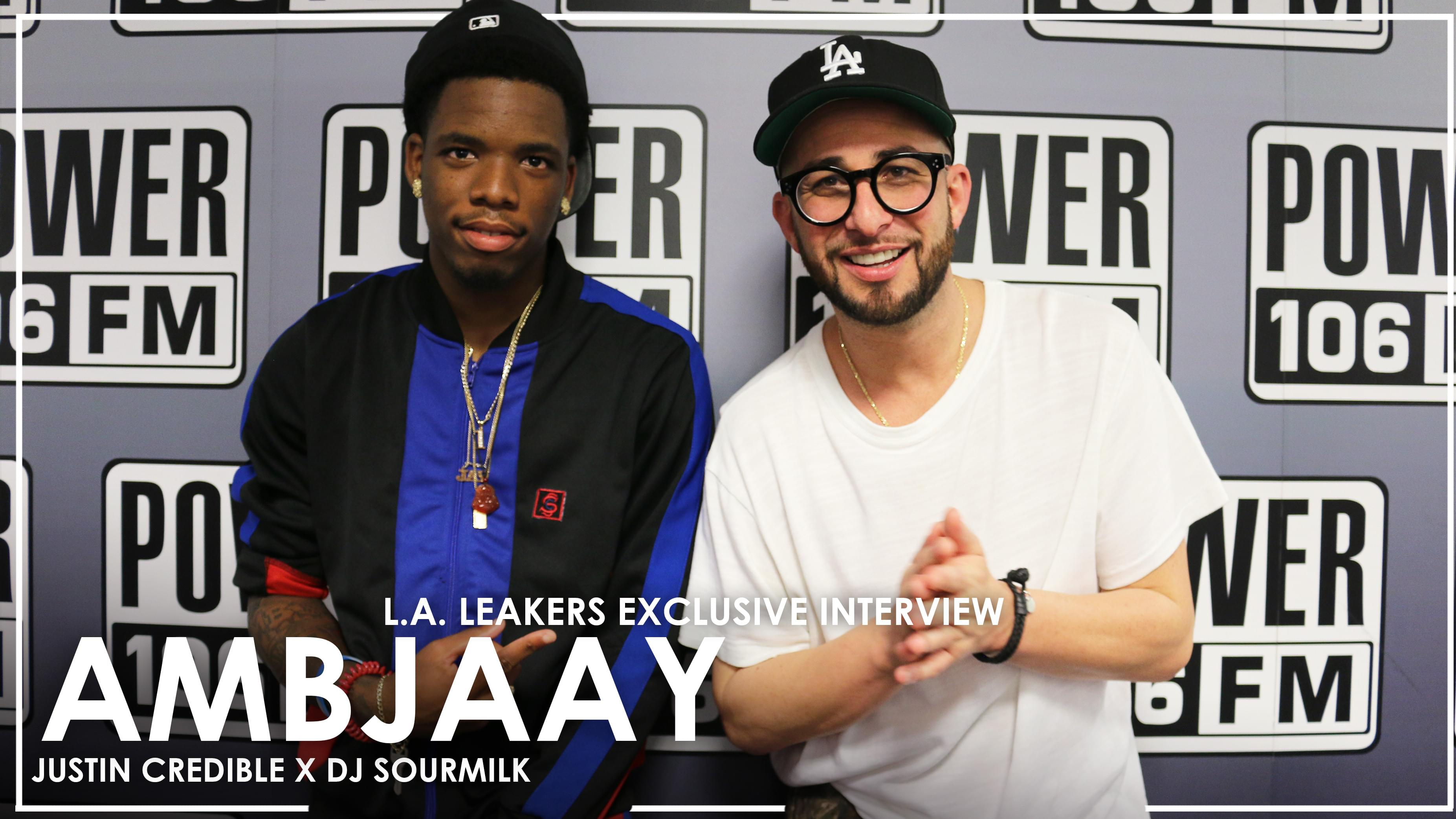 "Ambjaay on Creating Viral ""Uno"" Track, Advice From Jay Rock, New Album, Humble Beginnings & More"