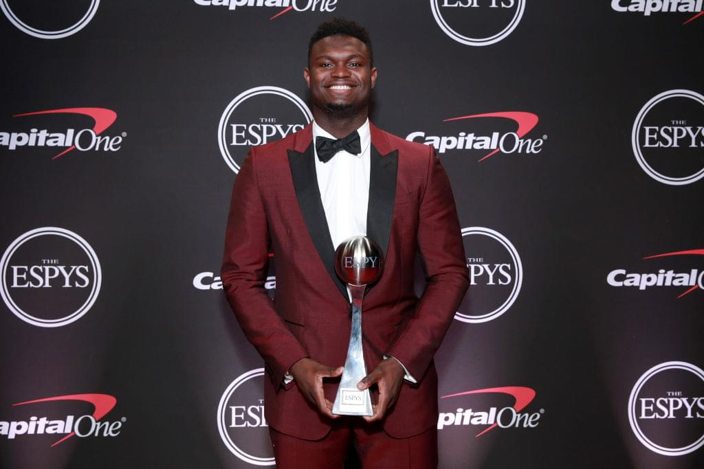 Recap of the 2019 ESPYS Winners