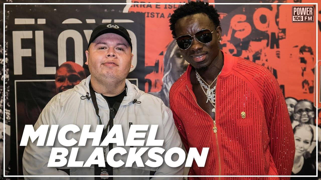 Michael Blackson on Kawhi Leonard Signing with Clippers