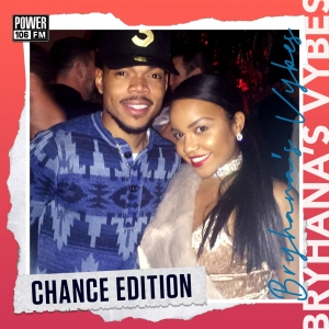 Bryhana's Vybes Playlist: Chance The Rapper Edition