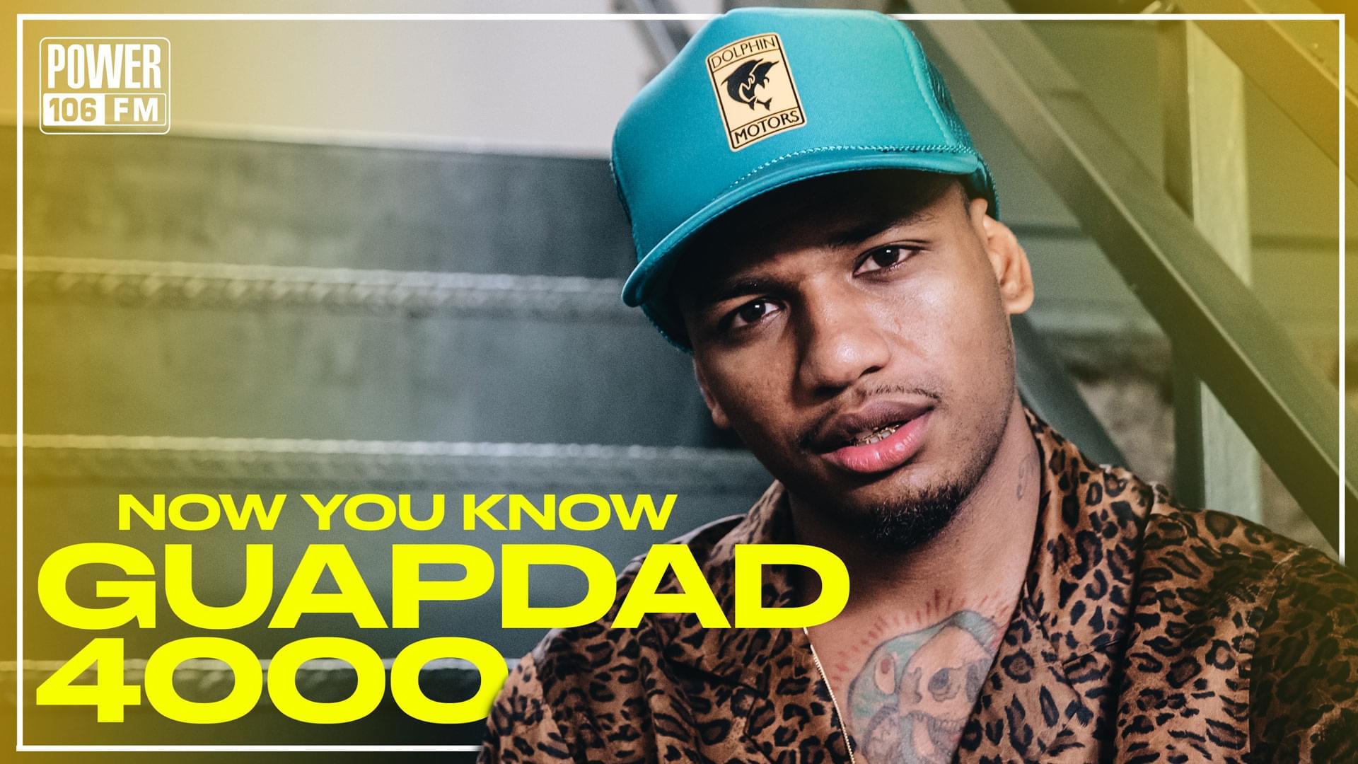 EXCLUSIVE: Who Is Guapdad 4000?