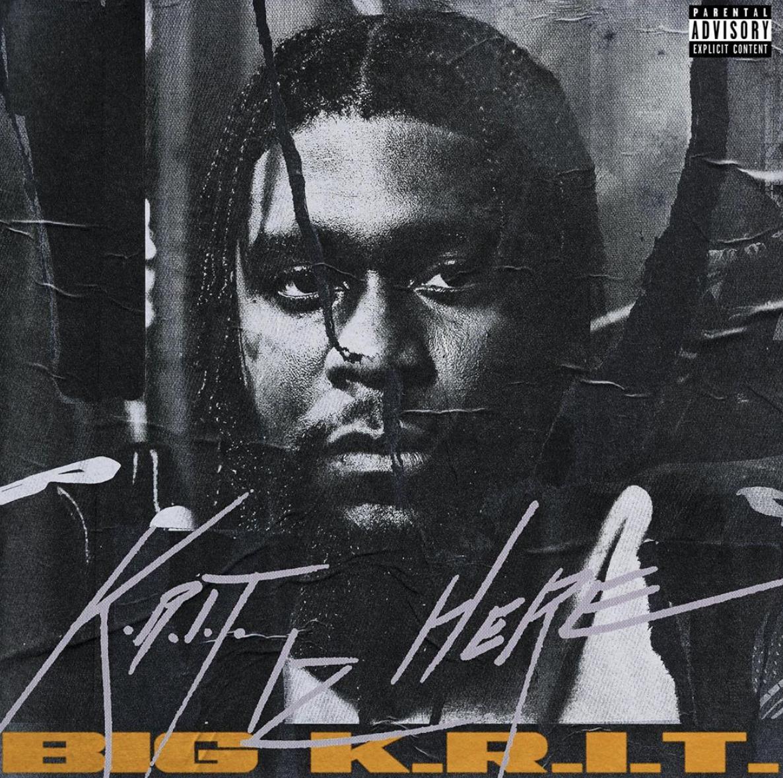 "Big K.R.I.T. Drops New Album ""K.R.I.T. IZ HERE"" Feat. J.Cole, Lil Wayne and More"