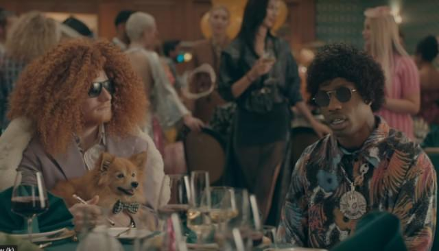 "Travis Scott & Ed Sheeran Drop Wild Visual for ""Antisocial"" [WATCH]"