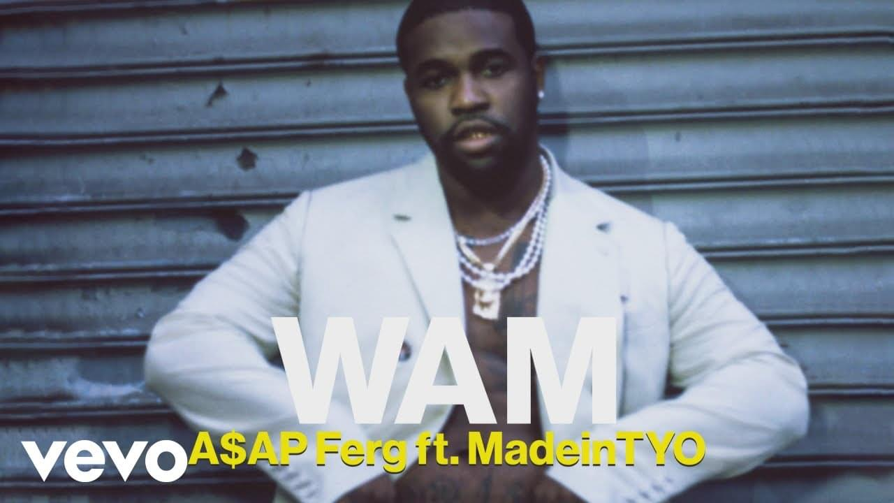 """A$AP Ferg Teams Up With MadeinTYO to Drop """"Wam"""" [LISTEN]"""