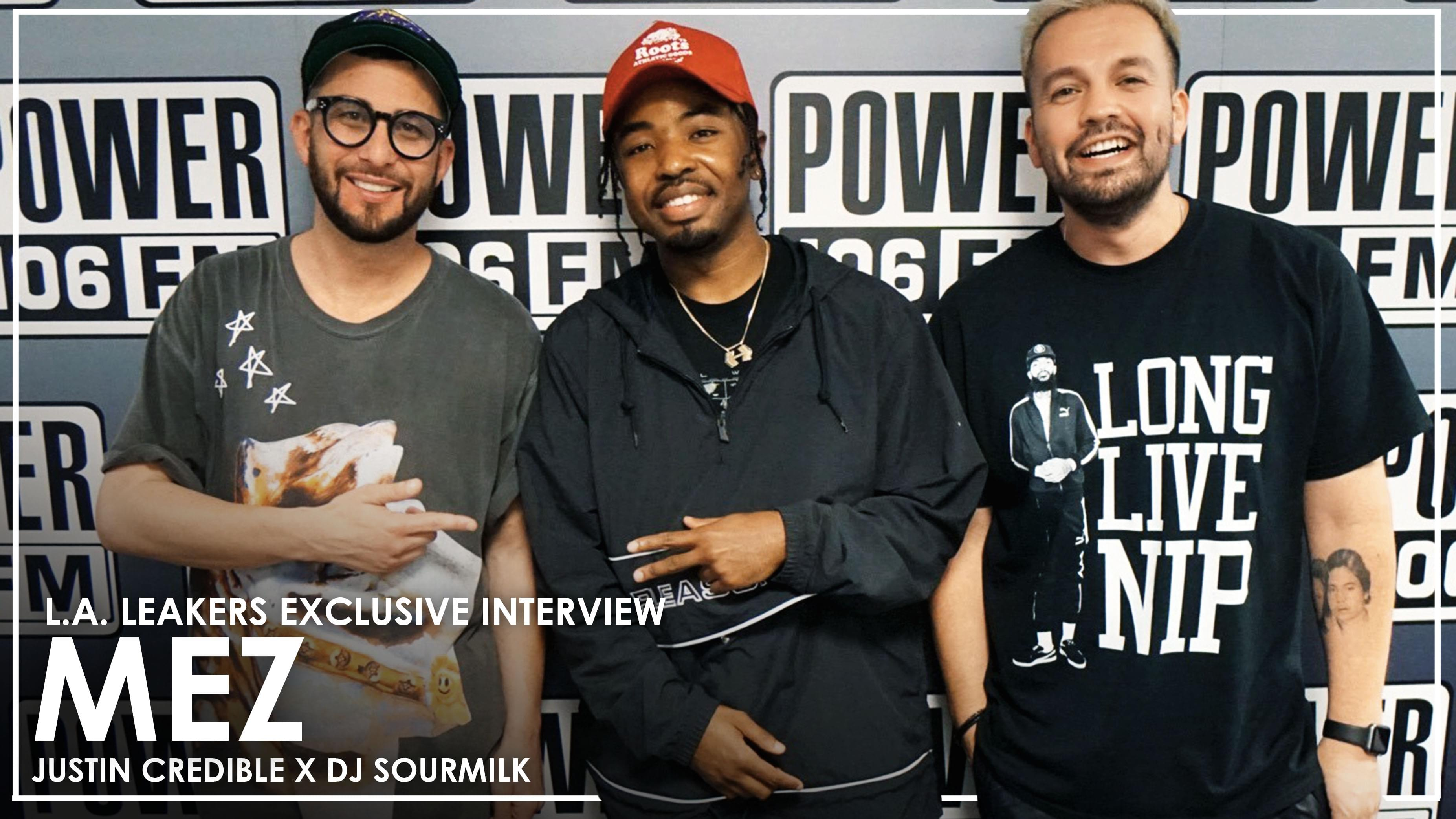 """Mez Talks Directing J. Cole's """"Middle Child"""" Video + Shares Advice From Dr. Dre [WATCH]"""