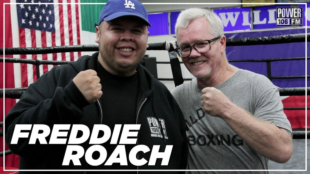 Freddie Roach On Training Manny Pacquiao, Opinion On Floyd Mayweather's Fighting Status, & More!