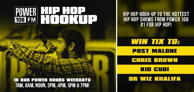 Hip Hop Hook Up | Power Hours