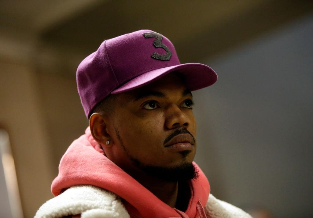 Chance the Rapper Reveals Album Release Date + Title AND Artwork on Tonight Show [WATCH]