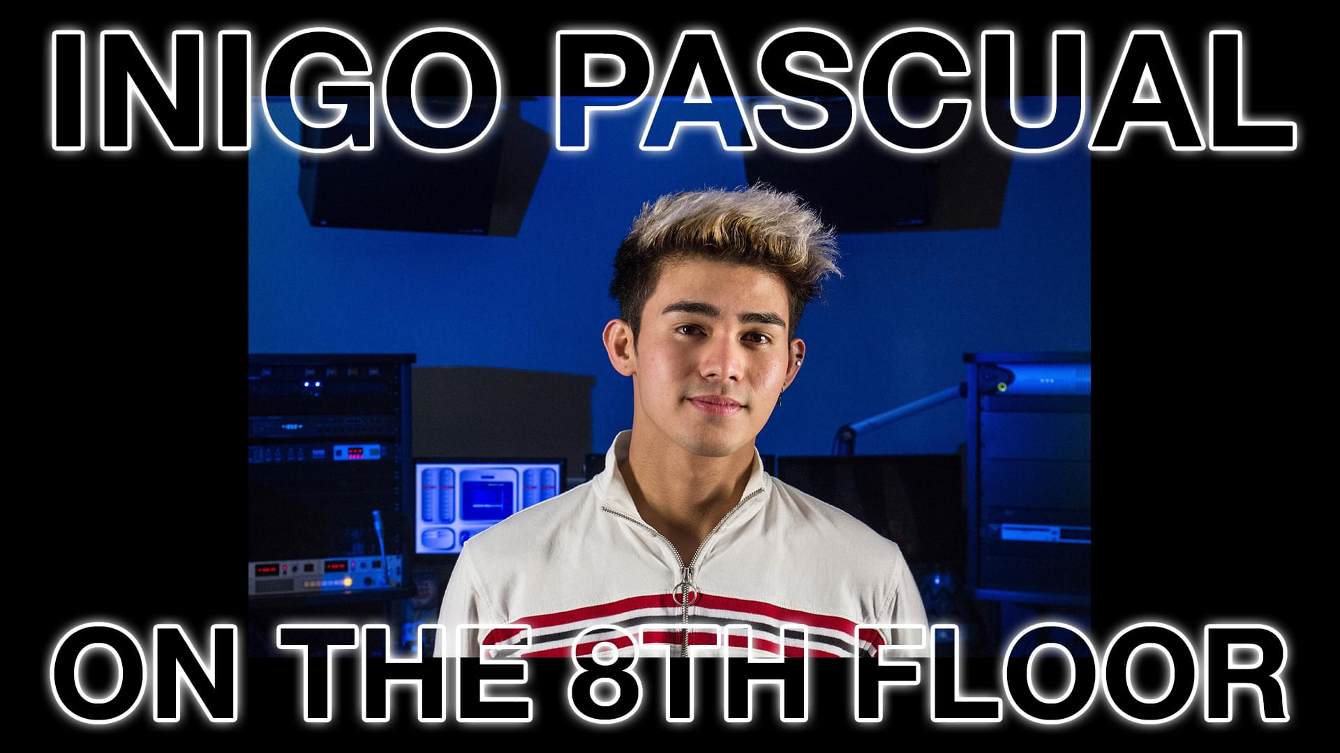 """InigoPascual Performs """"OPTIONS"""" LIVE #OnThe8thFloor [WATCH]"""