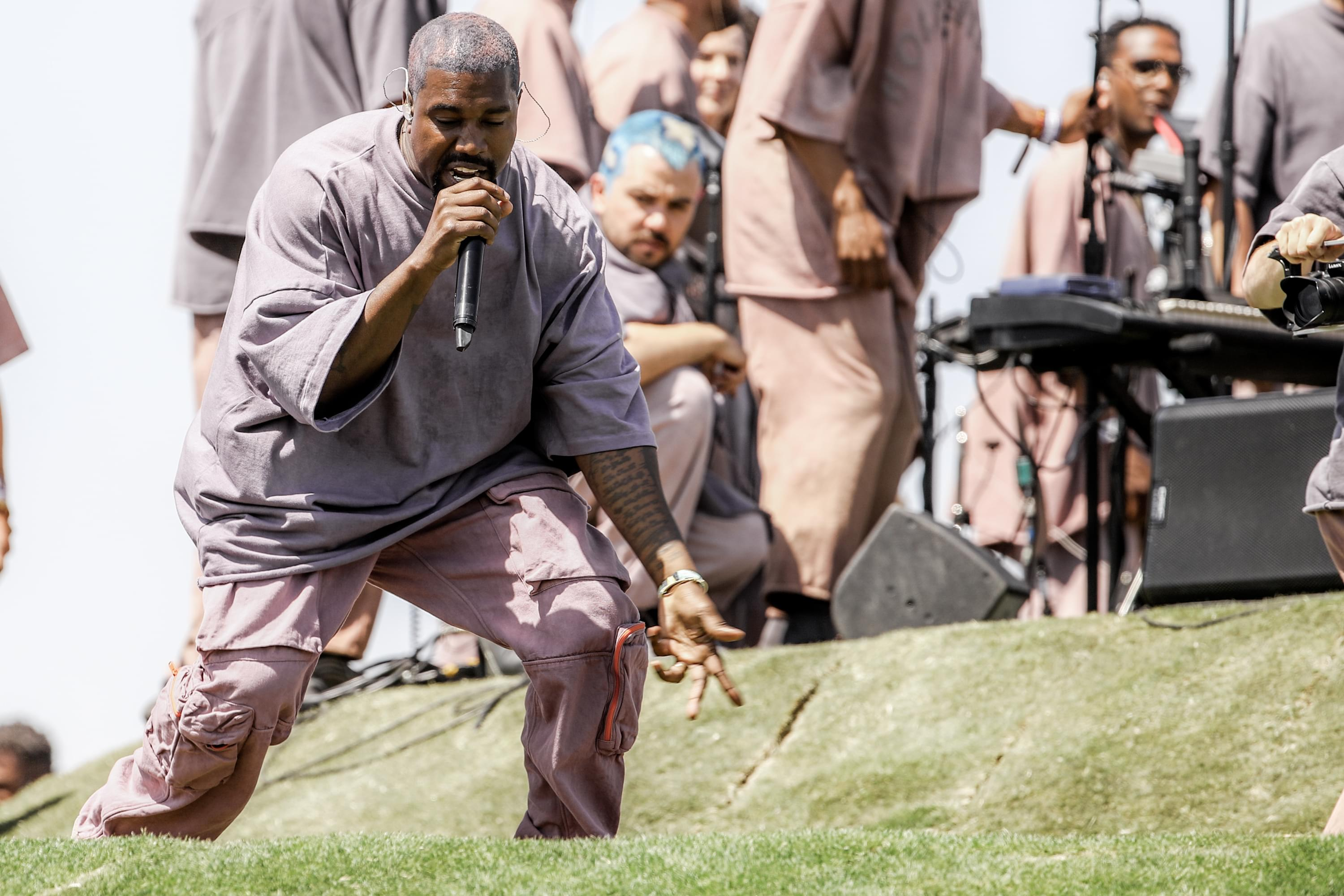 Kanye West Is Dipping His Toes Into Land Development