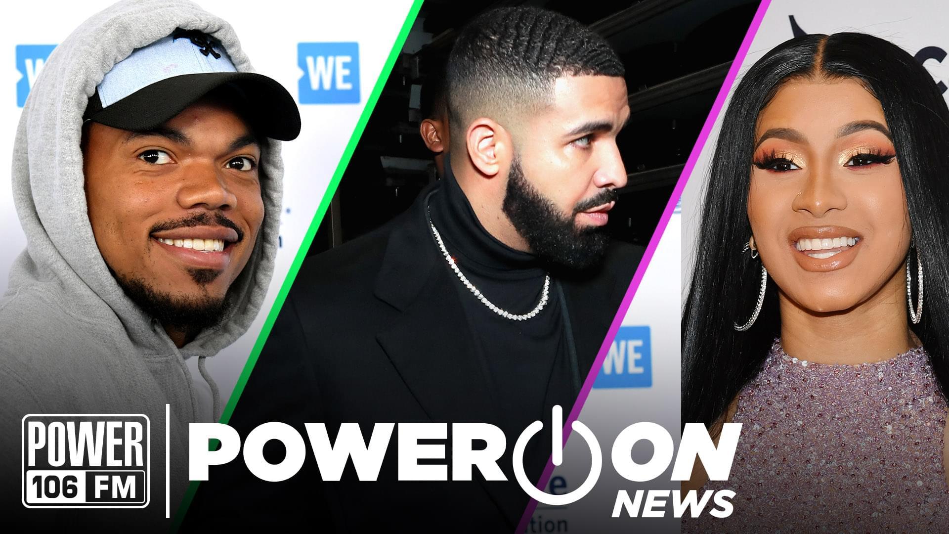 Drakes New Album 2020 PowerOn: Cardi B Endorses Bernie Sanders 2020 + Drake Pulls Moves