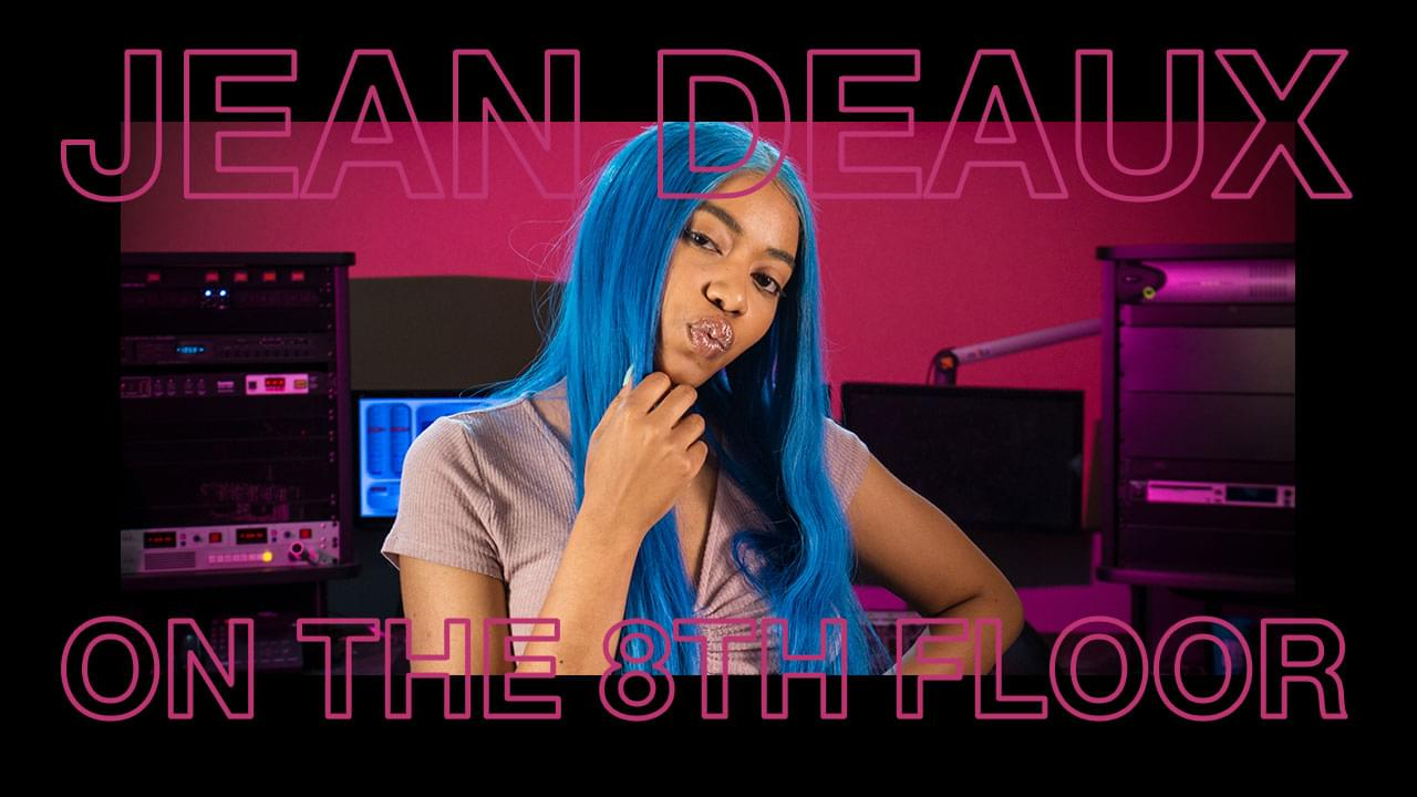 """Jean Deaux Brings The Vibes Performing """"Higher Me"""" LIVE #OnThe8thFloor [WATCH]"""