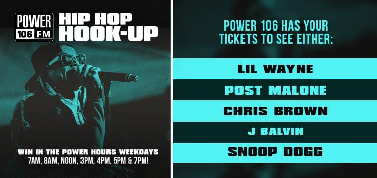 Hip Hop Hook Up!