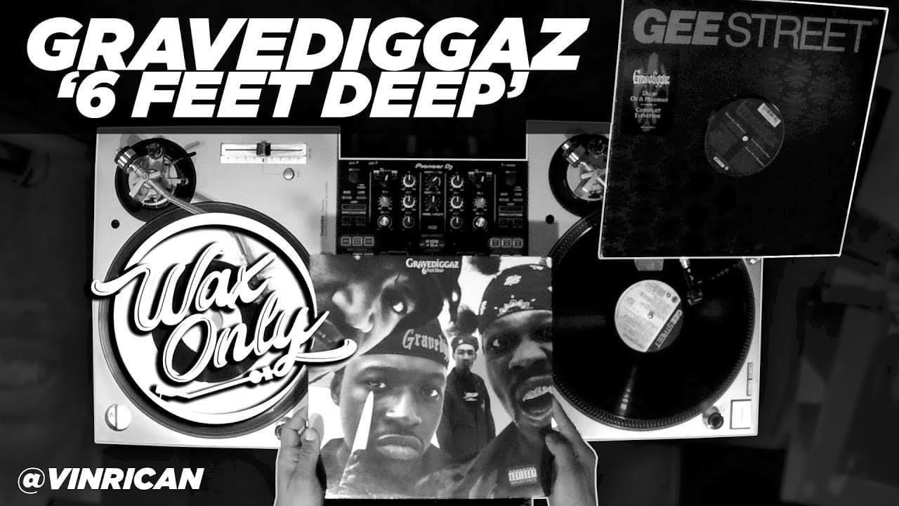 #WAXONLY: Discover Samples Used On Gravediggaz '6 Feet Deep'