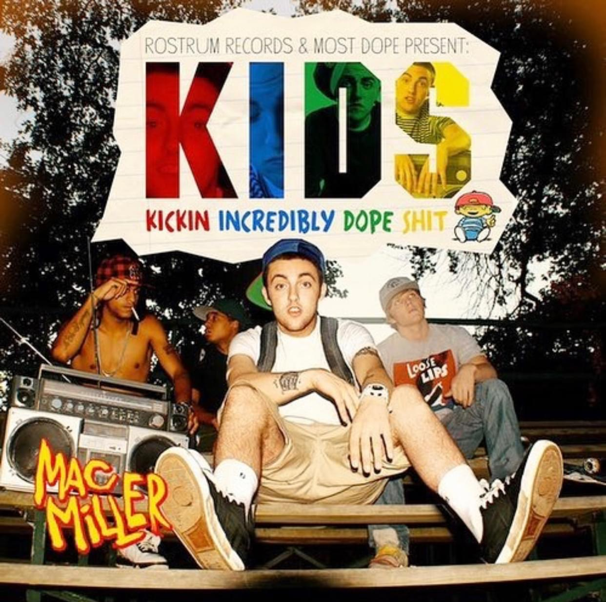 "Mac Miller's Mixtape ""K.I.D.S"" Is Coming To Streaming Services"