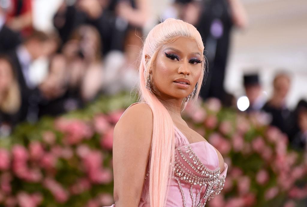 Nicki Minaj Upset With Rick Ross For Mentioning Her On New Album