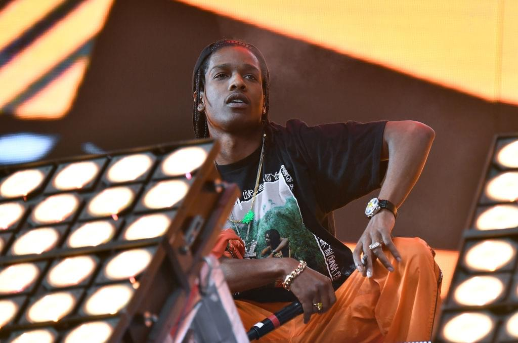A$AP Rocky Speaks Out After Sweden Verdict