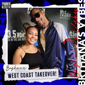 Bryhana's Vybes Playlist: Westcoast Takeover