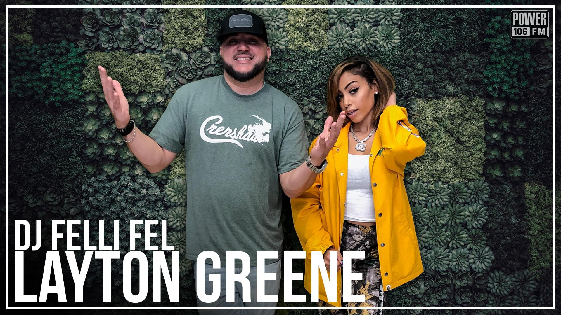 Layton Greene: From Wingstop To Signing To Quality Control [WATCH]