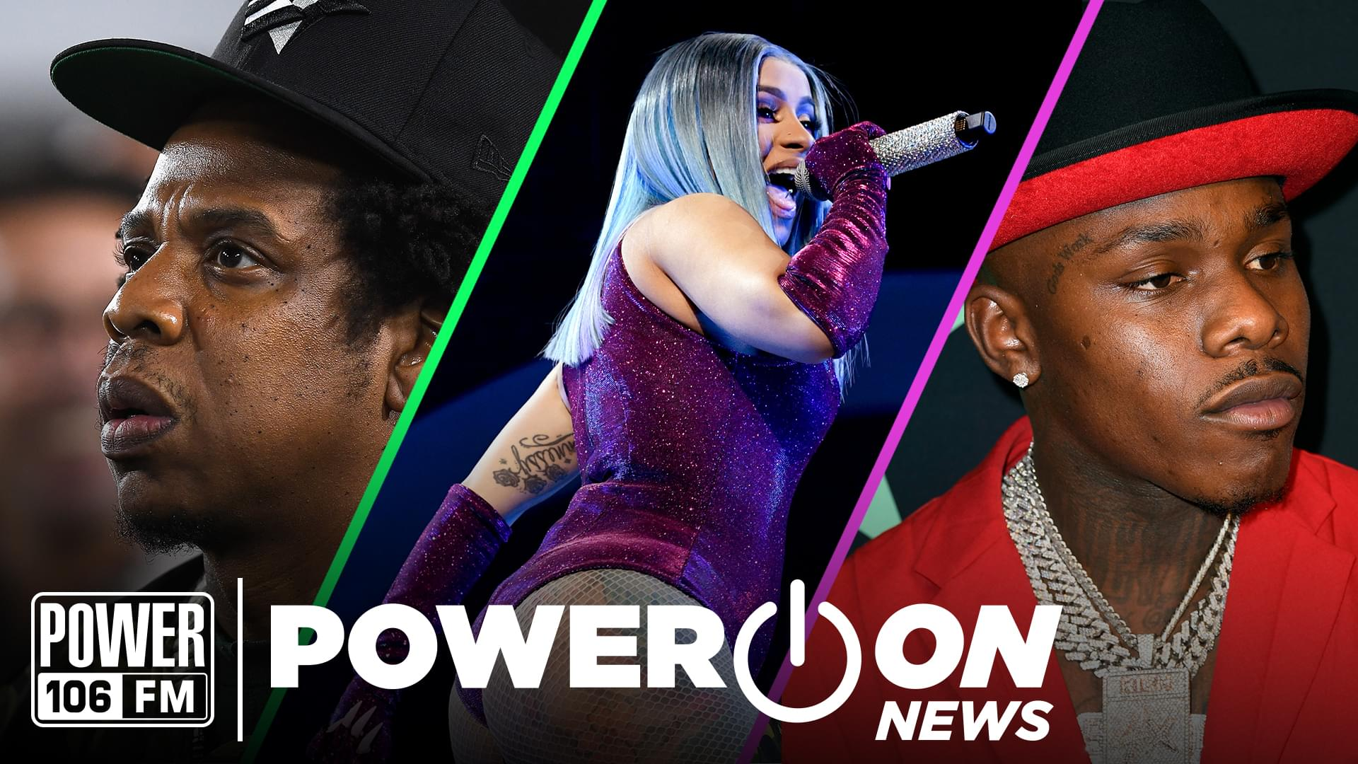 "#PowerOn: Jay-Z Partners w/ NFL, Cardi B Sued Over ""Twerk"" Beat + Hot Girl Summer is OVER"