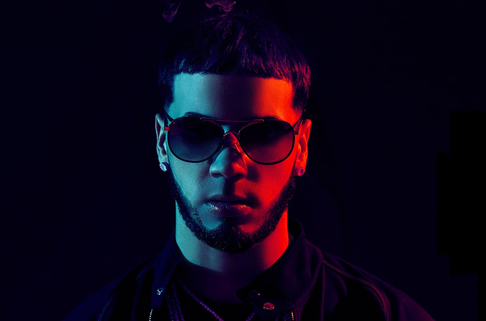 Anuel AA @ The Forum