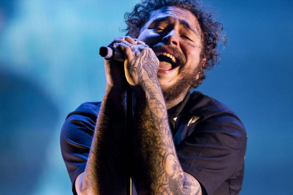 Post Malone Reveals He Has A New Song Dropping Soon