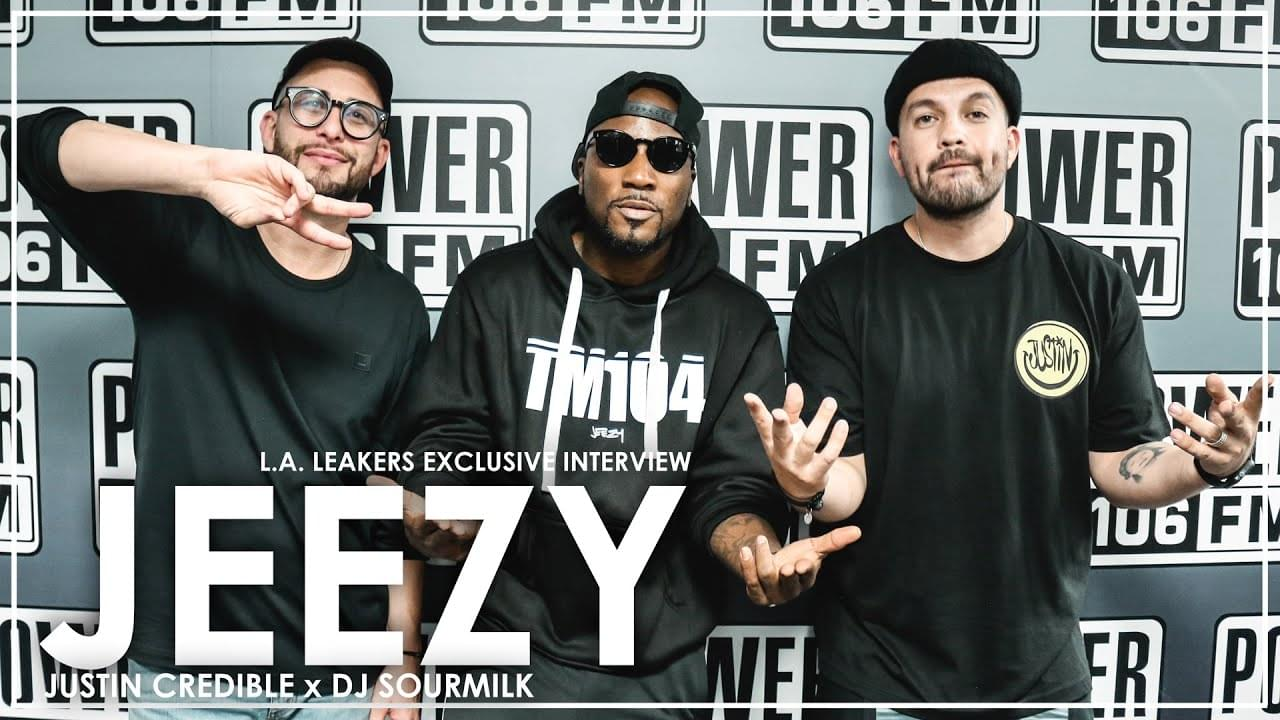 Jeezy on 'TM104: The Legend Of The Snowman' , Trap's Mt. Rushmore & More [WATCH]